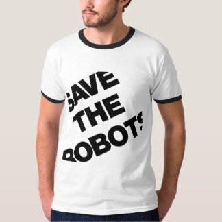 Save The Robots After Hours Club NYC T-Shirt