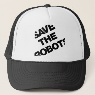 Save The Robots After Hours Club NYC Trucker Hat