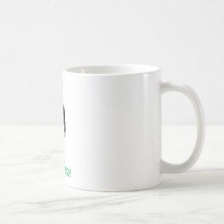 SAVE THE SASQUATCH CLASSIC WHITE COFFEE MUG