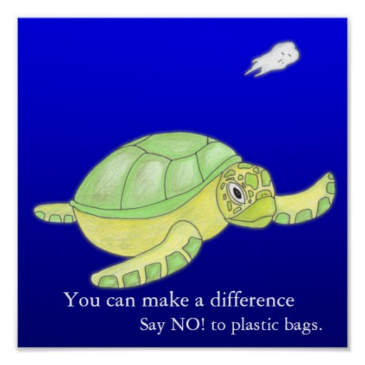 say no to plastic bags Say no to plastic bags net bags are an environmentally friendly replacement for plastic bags in the fruit and vegie section of your supermarket or produce market.