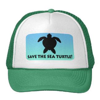 Save the Sea Turtle Trucker Hat