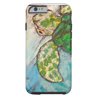 Save The Sea Turtle's Tough iPhone 6 Case