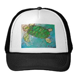 Save The Sea Turtle's Mesh Hats