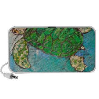 save The Sea Turtle's iPhone Speaker