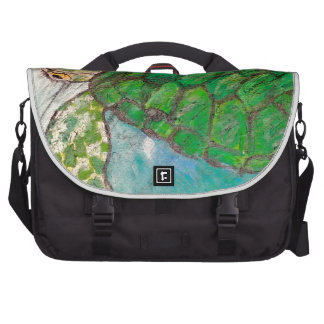 Save The Sea Turtle's Laptop Commuter Bag