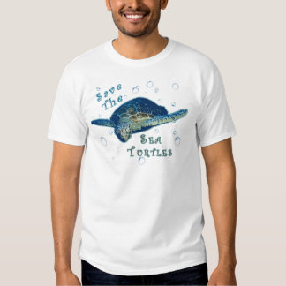 Save The Sea Turtles Shirt