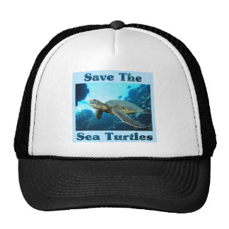 Save the Sea Turtles Trucker Hat
