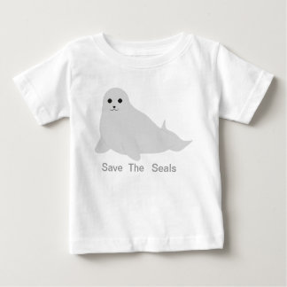 Save the Seals Baby T-Shirt