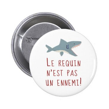 Save the Shark Button