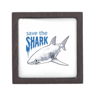 SAVE THE SHARK PREMIUM GIFT BOXES