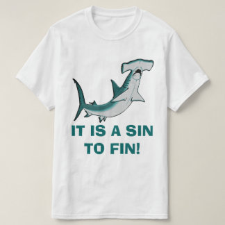 Save the Shark T-Shirt