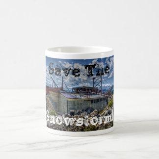 Save the Snowstorm! - Mug