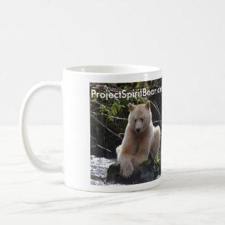 Save the Spirit Bear Classic White Coffee Mug