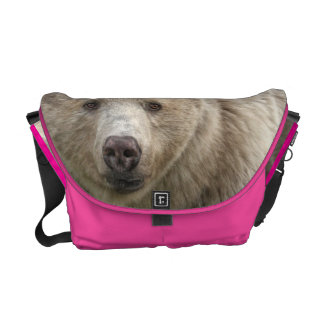 Save the Spirit Bear Messenger Bag