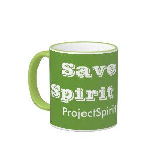 Save the Spirit Bear Coffee Mug