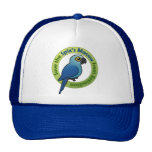 Save the Spix's Macaw from Extinction Hat