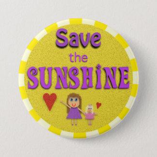 Save the Sunshine Button