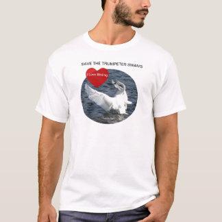 Save The Swans TShirt