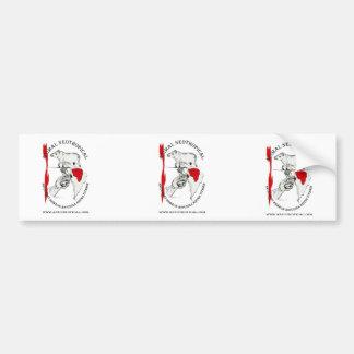 save the Tapir Bumper Stickers