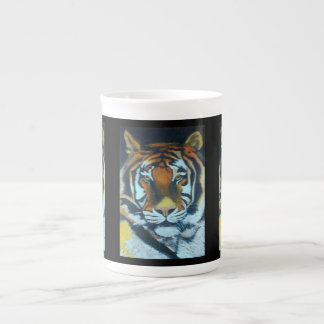 SAVE THE TIGER BONE CHINA TEA CUP