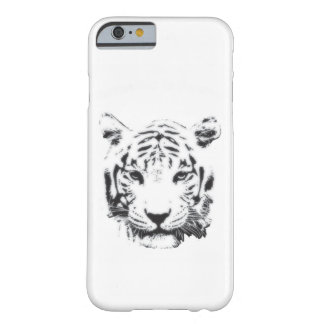 Save the Tiger Extinction is Forever Barely There iPhone 6 Case