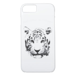 Save the Tiger Extinction is Forever iPhone 8/7 Case
