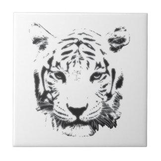 Save the Tiger Extinction is Forever Tile