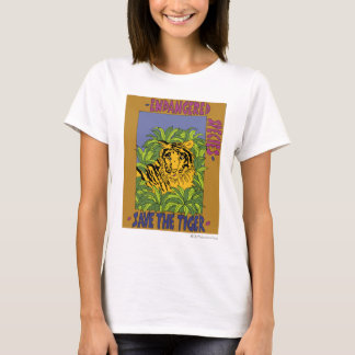 Save The TIger T-Shirt