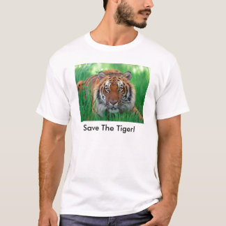 Save The Tiger! T-Shirt