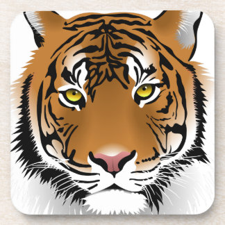 Save the Tigers Beverage Coaster