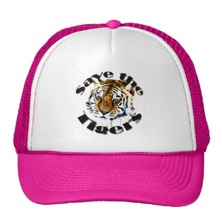 Save the Tigers Hat