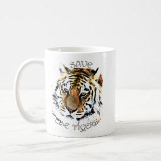 Save the Tigers Mug