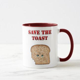 Save The Toast Mug