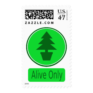 Save The Trees-Conservation & Recycling Pays Postage Stamp