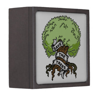 Save The Trees Gift Box