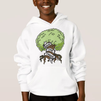 Save The Trees Hoodie