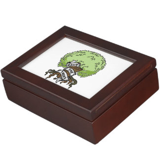 Save The Trees Memory Box