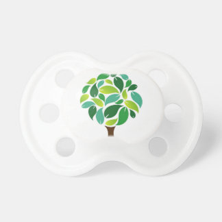 Save the trees pacifier