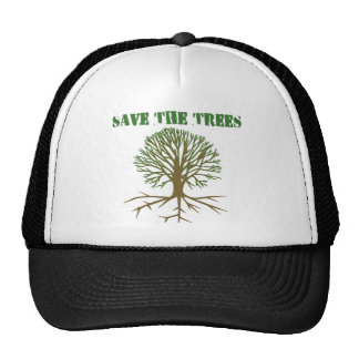 Save The Trees V2 Trucker Hat