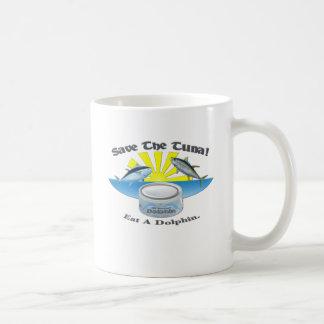 Save The Tuna! Coffee Mug