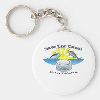 Save The Tuna! Keychain