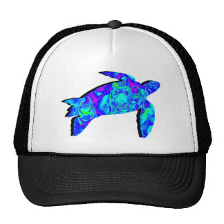 SAVE THE TURTLES TRUCKER HAT