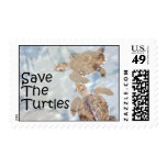 Save The Turtles Stamps
