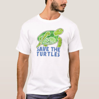 Save the Turtles T-Shirt