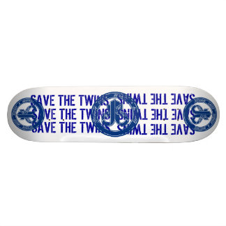 SAVE THE TWINS Board Skate Boards