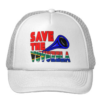 Save The Vuvuzela Trucker Hat