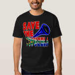 Save The Vuvuzela T-Shirt