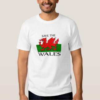 Save the Wales Shirt