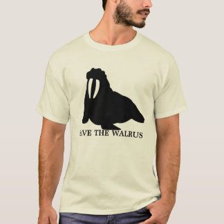 SAVE THE WALRUS T-Shirt