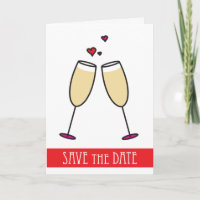 Save the Wedding Date Cards